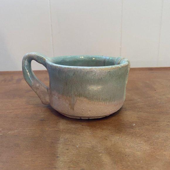 Vintage Handmade Coffee Mug